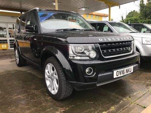 ***SOLD***Discovery 4 SDV6 3.0 Landmark Auto 7 Seater 2016***SOLD***